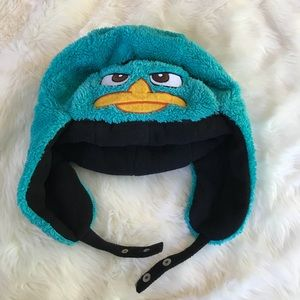 DISNEY Perry the Platypus Phineas & Ferb Hat